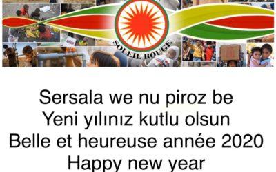 Bonne année –  Sersala we nu piroz be