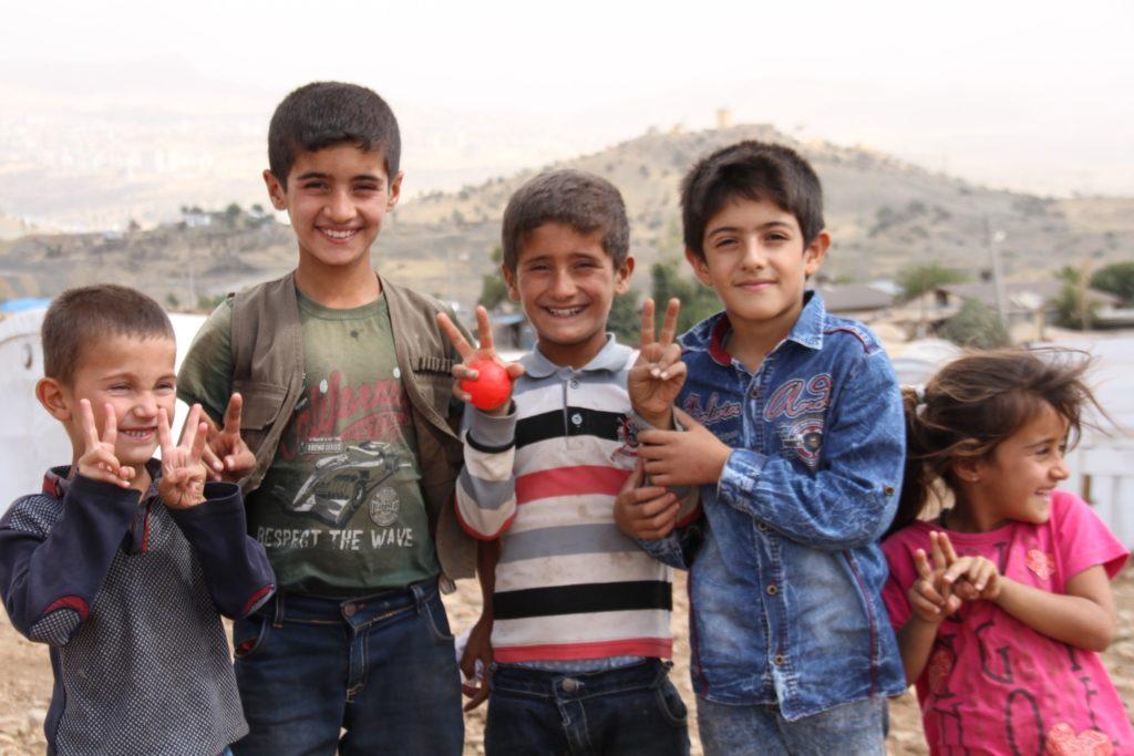 Parrainage de familles kurdes