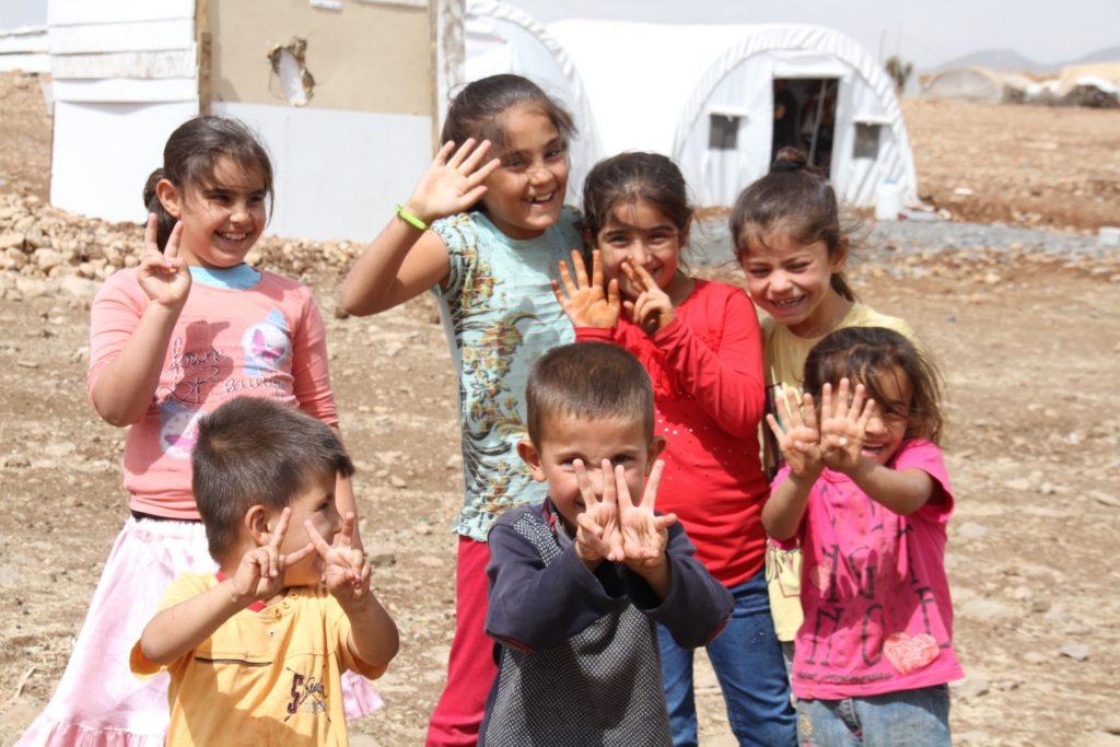 Campagne de parrainage de familles kurdes